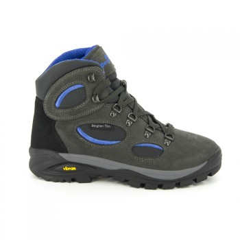VILLARS III Anthracite/Blue