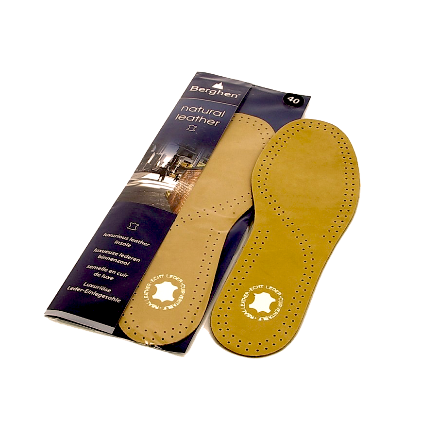 SOLE NATURAL LEATHER