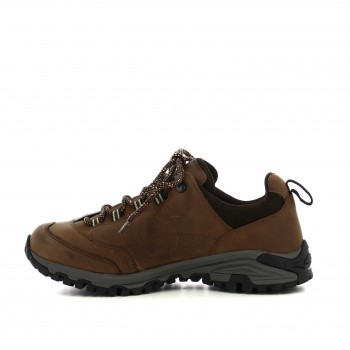 MORILLON LEATHER LOW Brown
