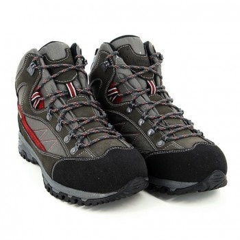 BORNAND WP Anthracite/Red
