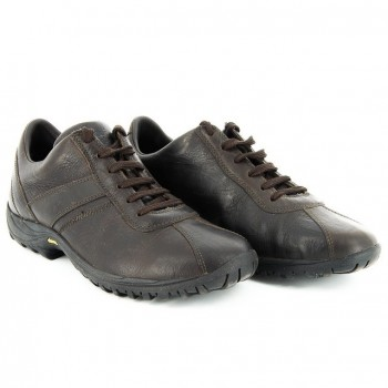 CITY Leather Brown