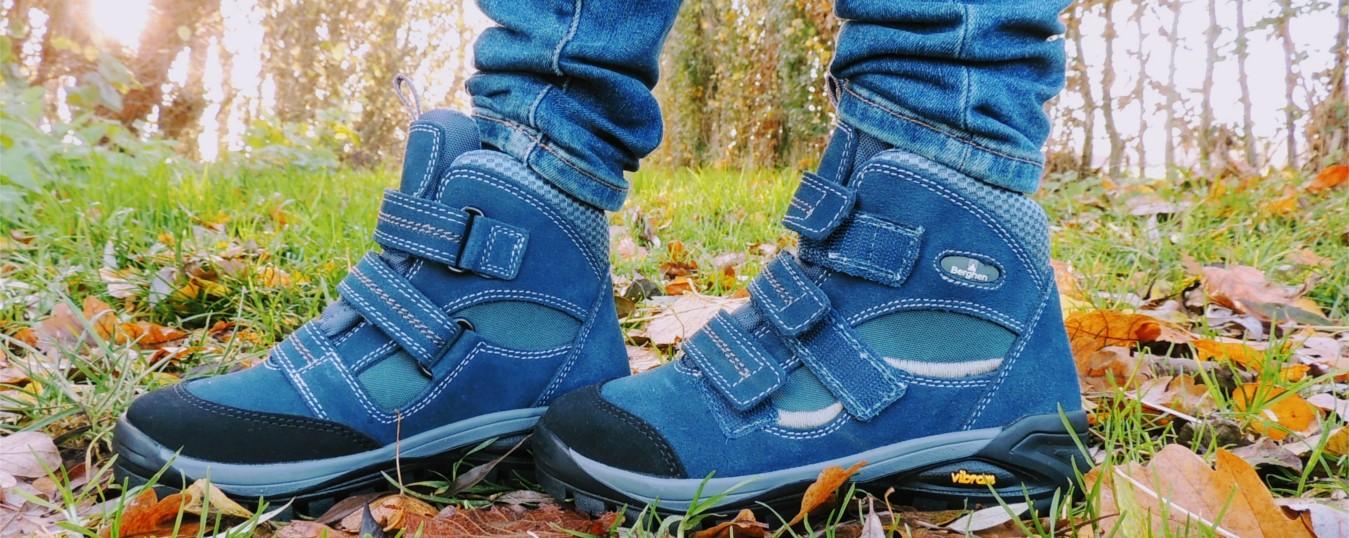 Velcro schoenen voor kinderen